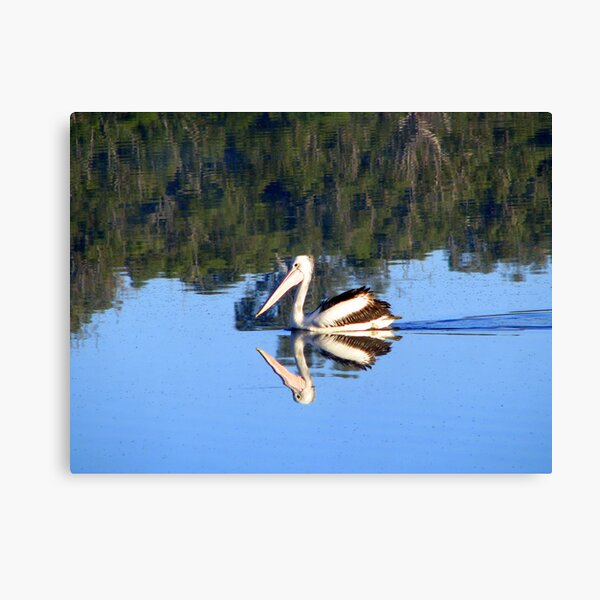 Coloured Water 6 Canvas Print
