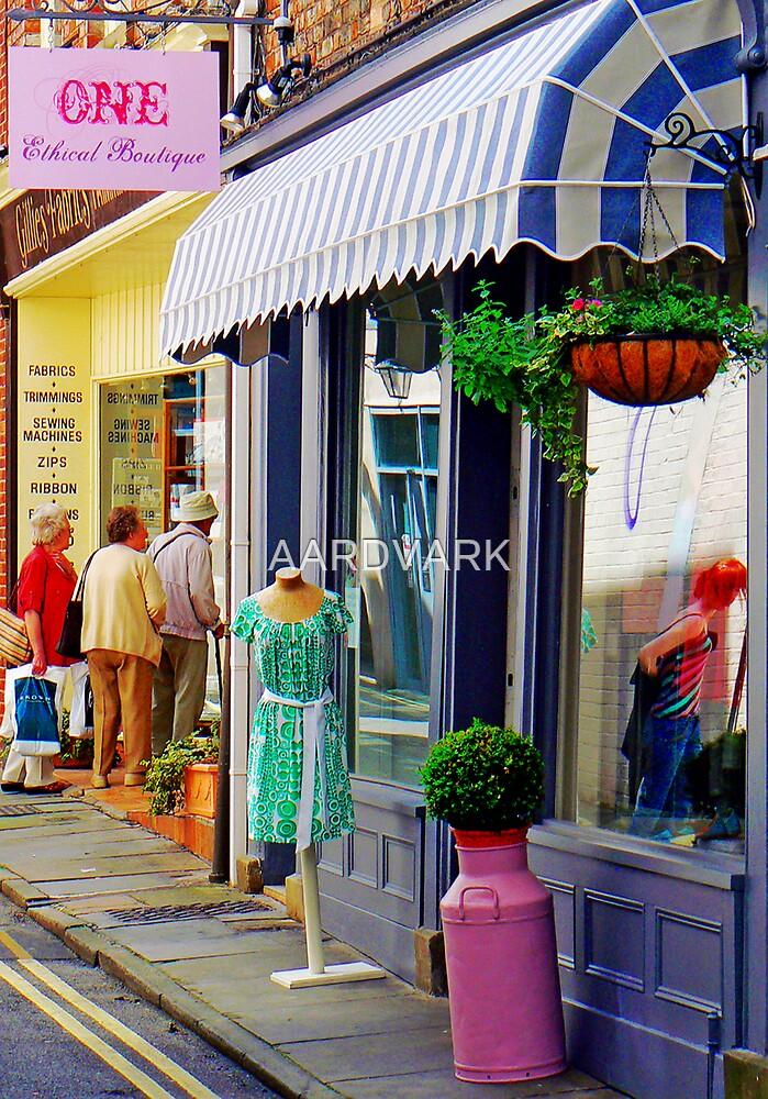 Boutique by AARDVARK