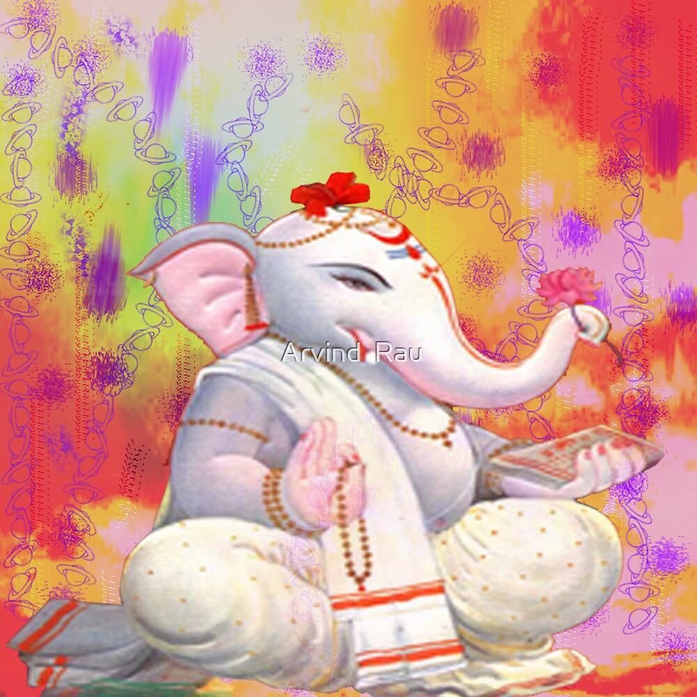 Ganeshaya by Arvind  Rau