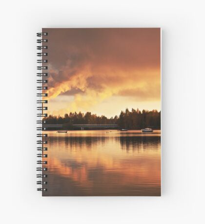 Oulu Spiral Notebook
