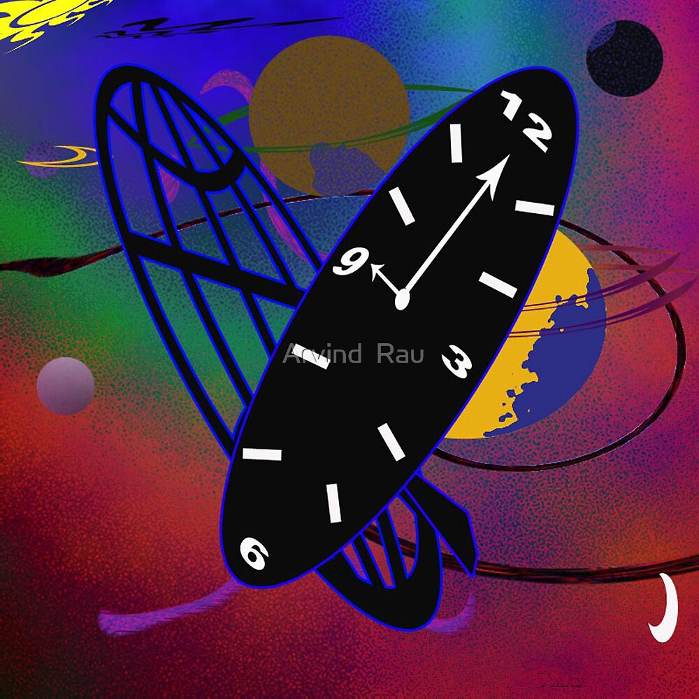 Time and World by Arvind  Rau