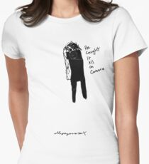 'He caught it all' T-Shirt