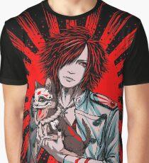 Dainippon Itan Geisha Graphic T-Shirt