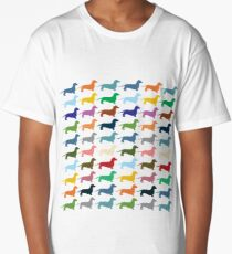 Dachshund Long T-Shirt