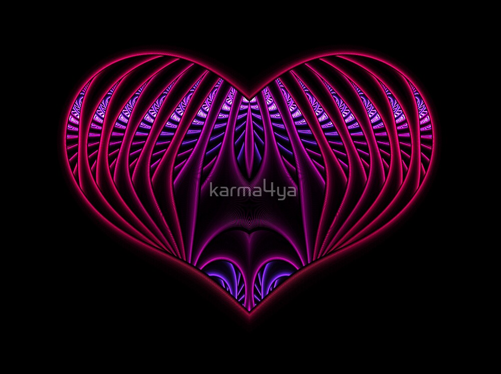 Prety N Pink by karma4ya