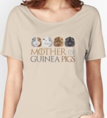 Mother of Guinea pigs Women's Relaxed Fit T-Shirt