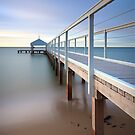 Sullivan Bay Jetty - Sorrento by Jim Worrall