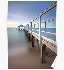 Sullivan Bay Jetty - Sorrento Poster