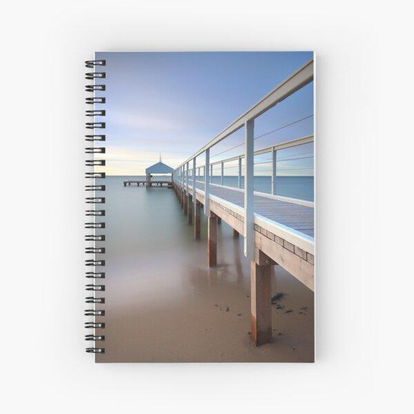 Sullivan Bay Jetty - Sorrento Spiral Notebook