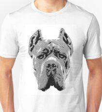 Cane Corso Italian Mastiff Gog Face Unisex T-Shirt