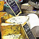 British Cheese Selection by Dorothy Berry-Lound