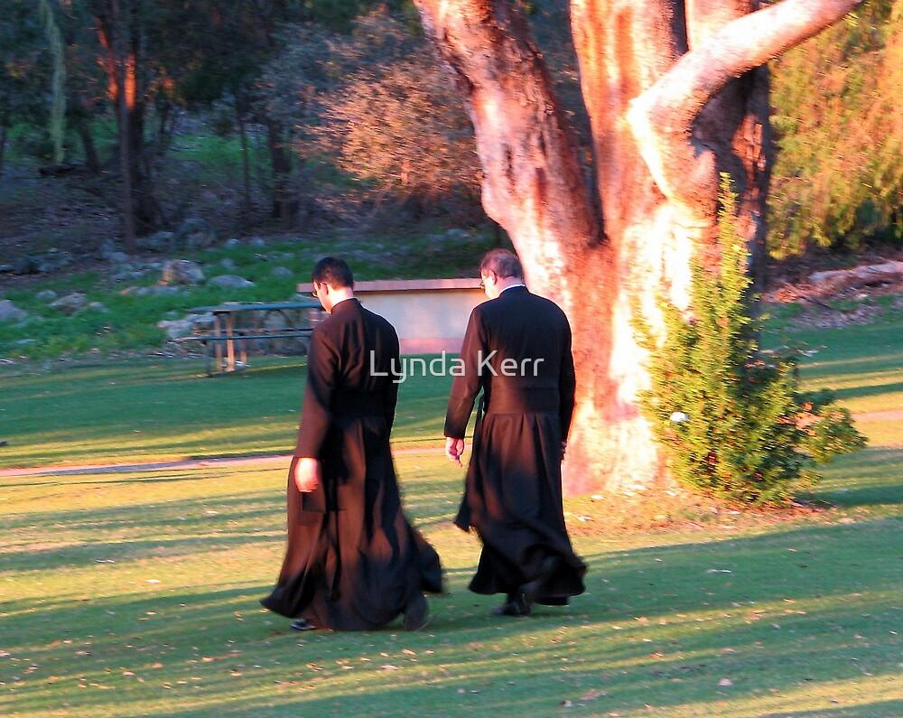 Men In Black by Lynda Kerr