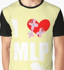 I Heart Kindness Graphic T-Shirt