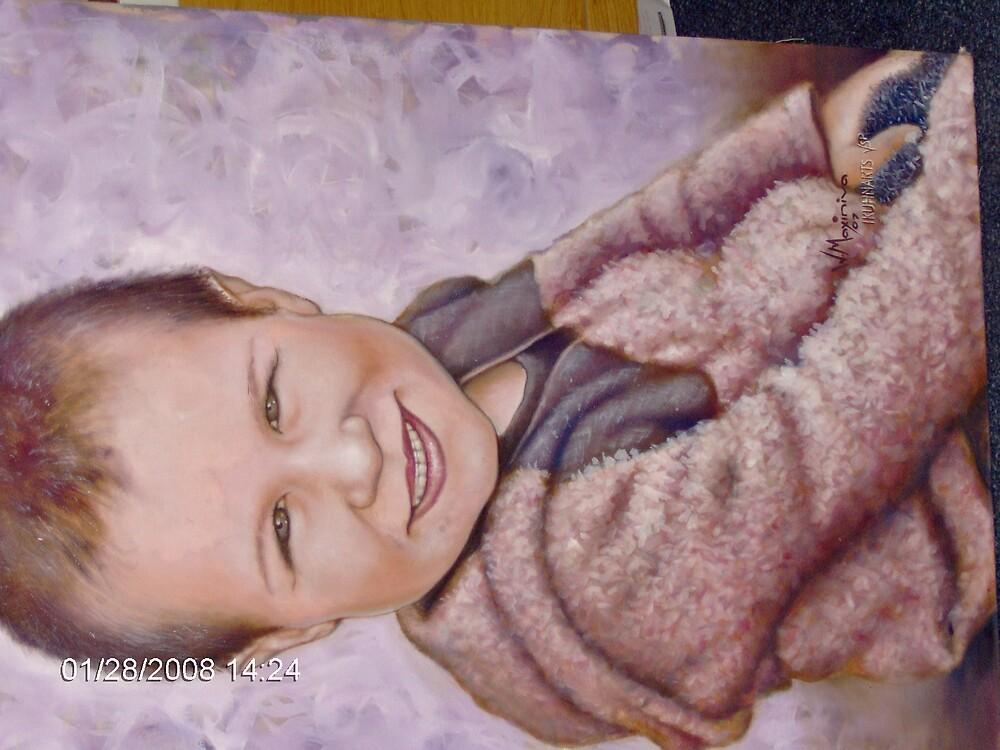 child potraiture by iKUNARTS VSP t/a MONTZENITH