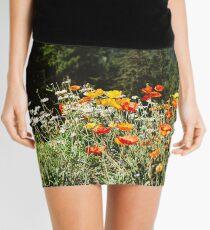 Mountain garden Mini Skirt