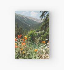 Berggarten Notizbuch