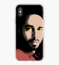 SEXY FUNNY BOY - Pop art colors - boy iPhone Case