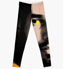 SEXY FUNNY BOY - Pop art colors - boy Leggings