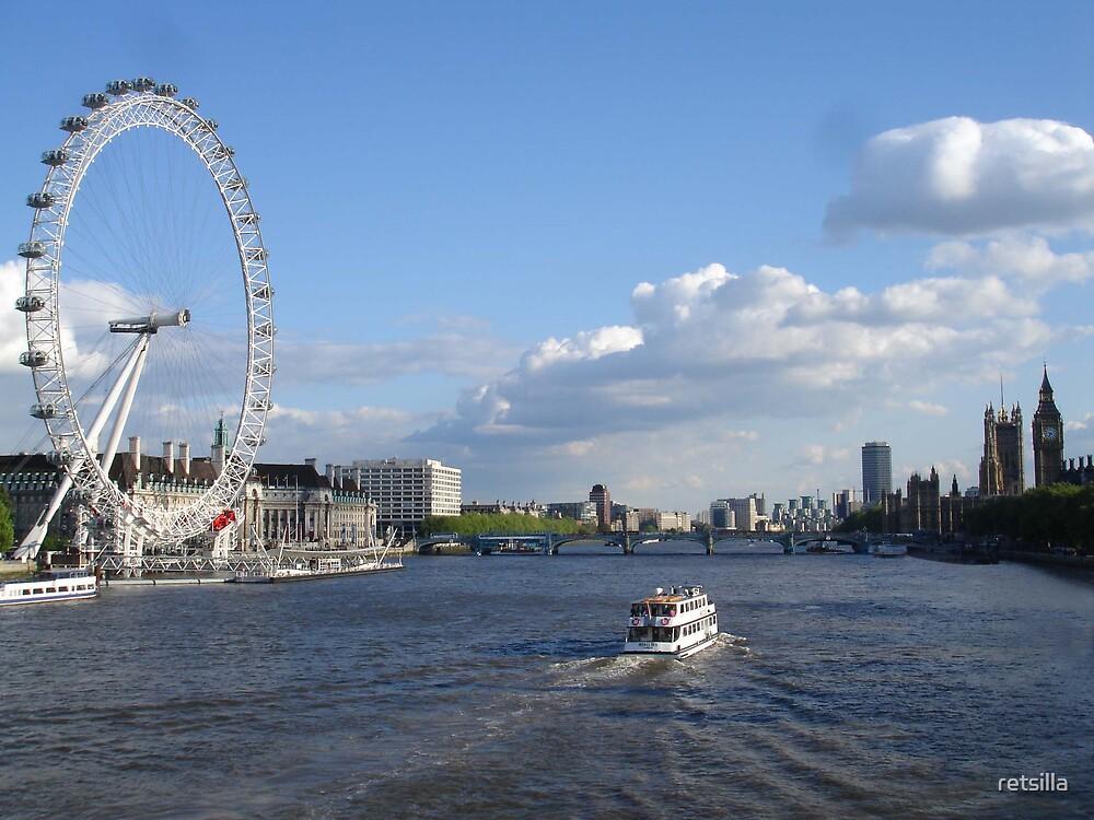 Icon Bingo - London by retsilla