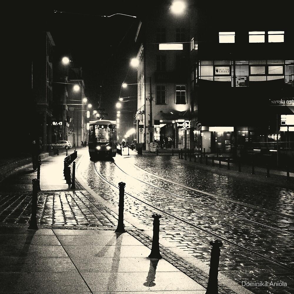 Night Train v2 by Dominika Aniola