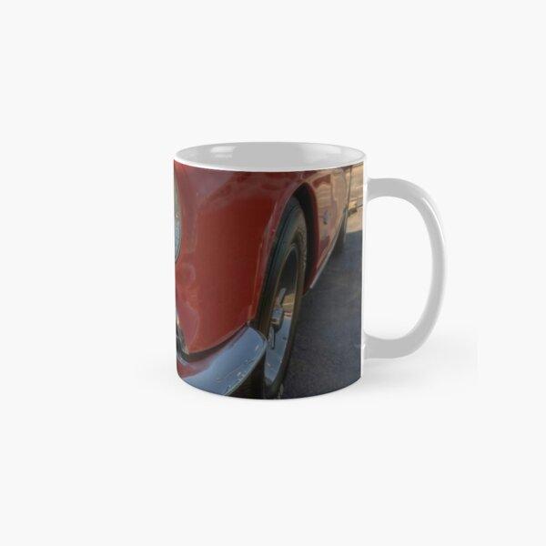 62 Vette Front Corner Classic Mug
