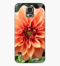 Soft Peach Dahlia Hülle & Klebefolie für Samsung Galaxy