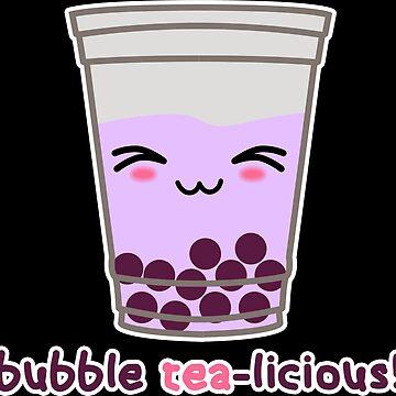 Bubble Tea-licious! by pamelahoward