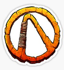 Borderlands Vault symbol Sticker
