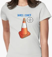 James Coney Women's Fitted T-Shirt
