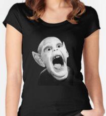 Batboy T-Shirt Women's Fitted Scoop T-Shirt