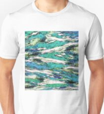Falling through difficult layers 2 Unisex T-Shirt