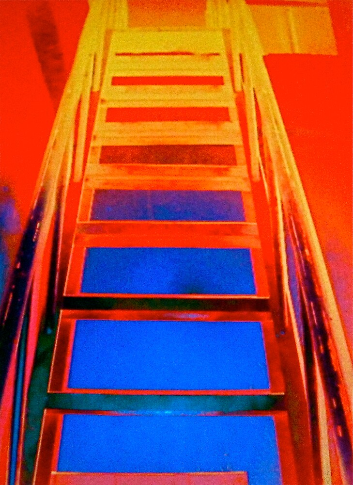 thermal stairs by thermaldesign