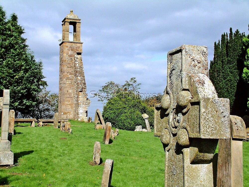 St. Ninians (old) Kirk by Stuart  Fellowes