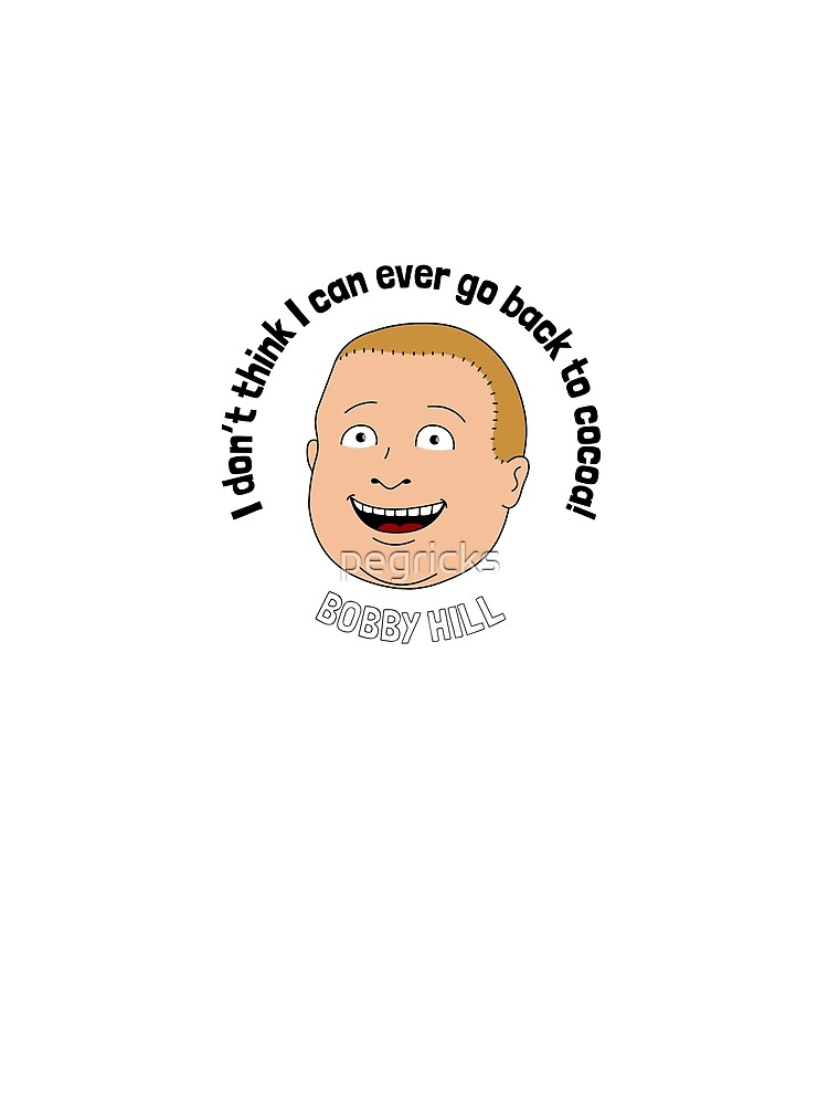 Bobby Hill by pegricks