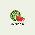 Nice melons by toryprichard