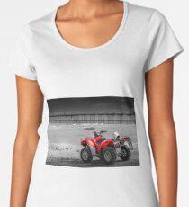On Watch Women's Premium T-Shirt