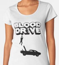 Blood drive Women's Premium T-Shirt