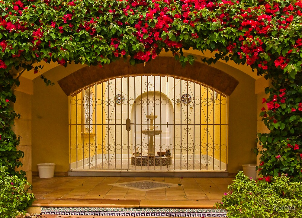 Spanish Entrance by Kofoed