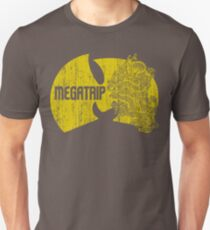 Megatrip (nuthing ta f' wit - yellow gold variant) Unisex T-Shirt