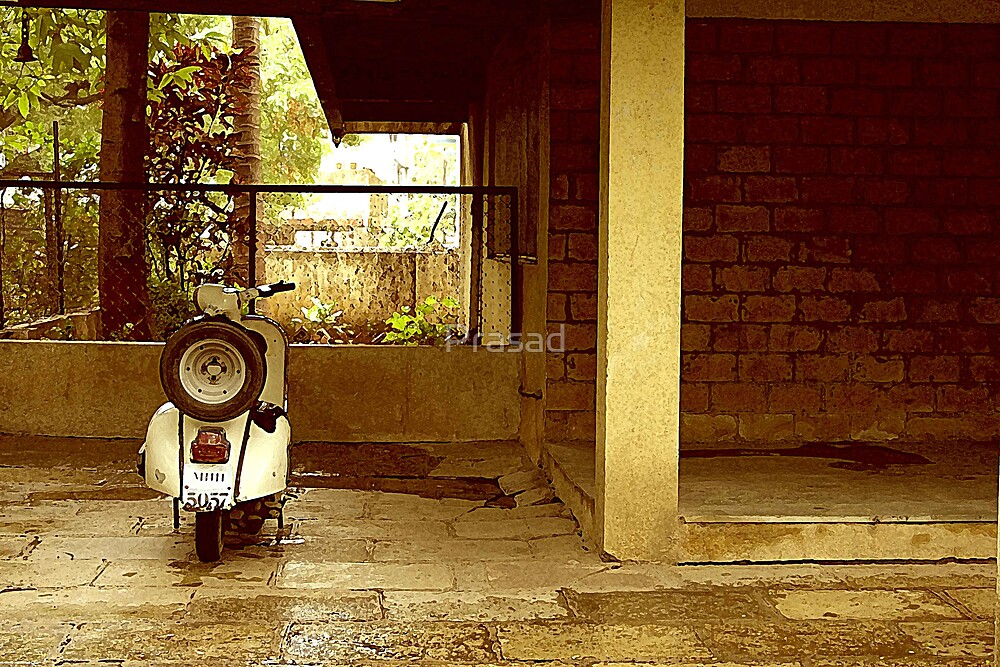 Parking by Prasad