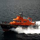 Stromness Lifeboat by Terry Mooney