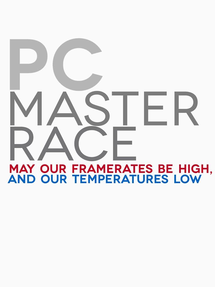 PC Master Race | Unisex T-Shirt