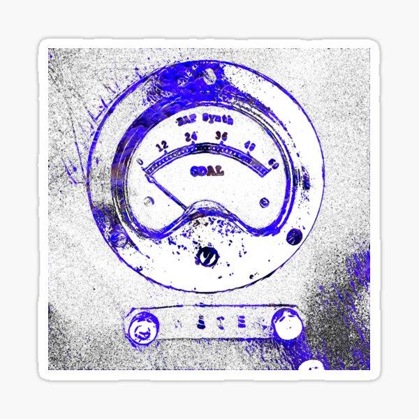 BAT Meter Sticker