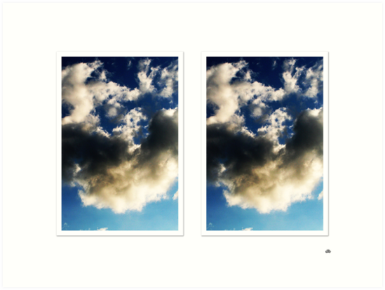 cloudy vision by daniels