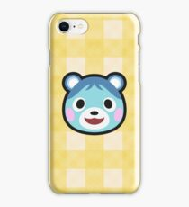 BLUEBEAR ANIMAL CROSSING iPhone Case/Skin