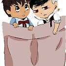 pocket gays by themrwrong
