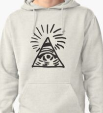 Illuminati Sign - Before the Storm - Life is Strange Pullover Hoodie