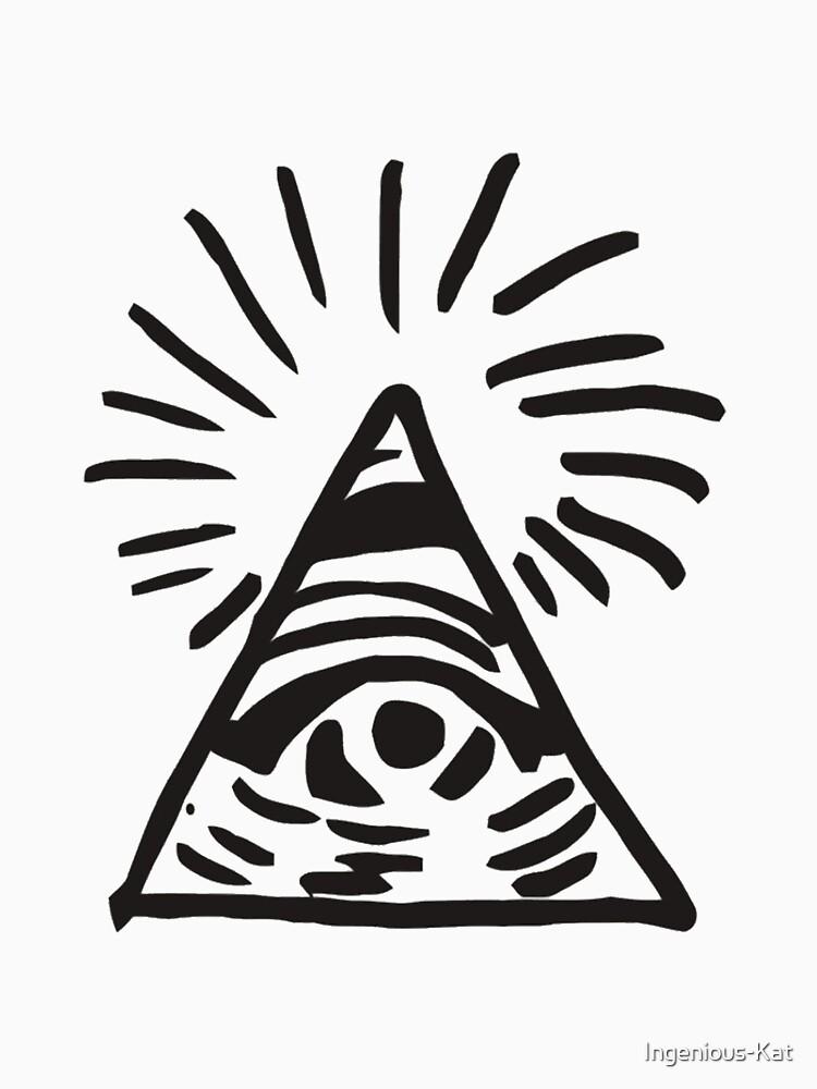 Illuminati Sign - Before the Storm - Life is Strange von Ingenious-Kat