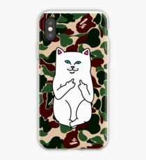 camo ripndip iPhone Case