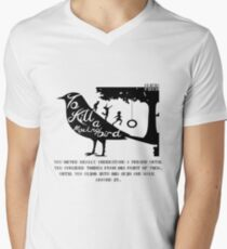 To Kill A Mocking Bird Men's V-Neck T-Shirt